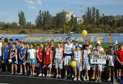 Центральному городскому стадиону в Николаеве уже полвека