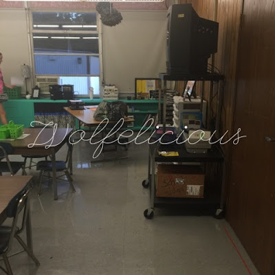 Photo of Wolfelicious Classroom Reveal 2016-2017