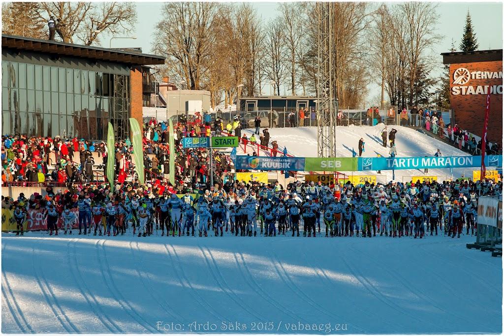 43. Tartu Maraton / foto: Ardo Saks