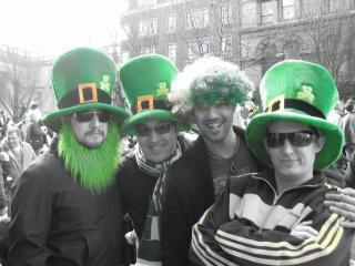 Pua Tyler Durden With Other Puas Green, Tyler Durden