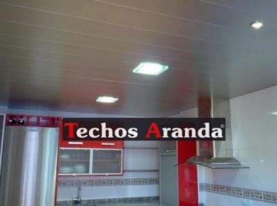 Presupuestos montadores techos Madrid