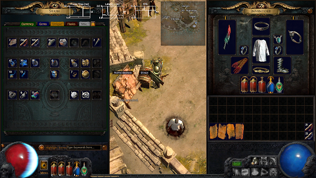 Path of Exile - Currency Stash Tab