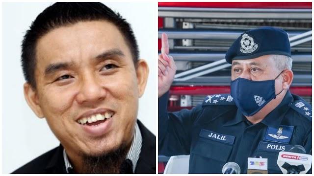 Sebar video, mesej lucah berkaitan dengan pendakwah terkenal ganggu siasatan polis - JSJ BUKIT AMAN