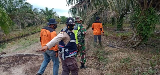 Serka Adam mb Melakukan Patroli Rutin di Wilayah Teritorialnya