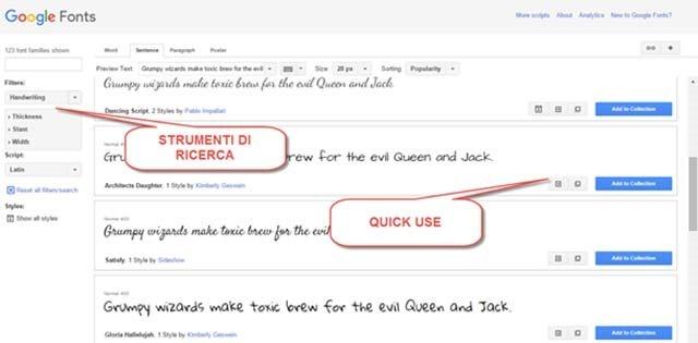 google-fonts-quick-use