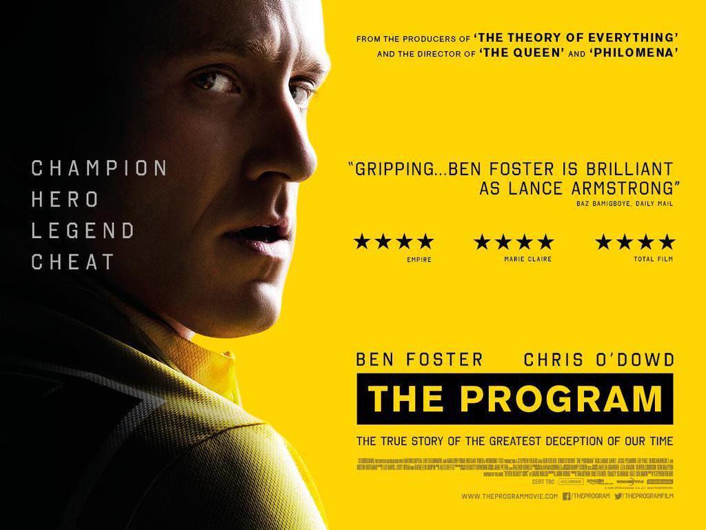 Το Πρόγραμμα (The Program) Wallpaper