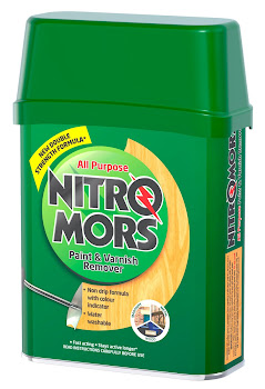 Nitromors Paint & Varnish Remover