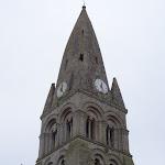 Église Sainte-Geneviève de Marolles : clocher