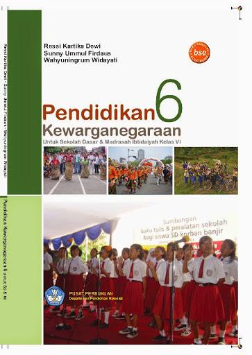 Pendidikan Kewarganegaraan 6 Sd Mi Buku Sd Kelas 5 Sd Download File Pendidikan