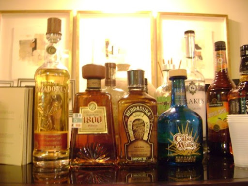 Tequila, the Official Beverage of the Taco Cook-Off