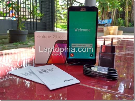 Perlengkapan Asus Zenfone 2 Laser ZE550KL