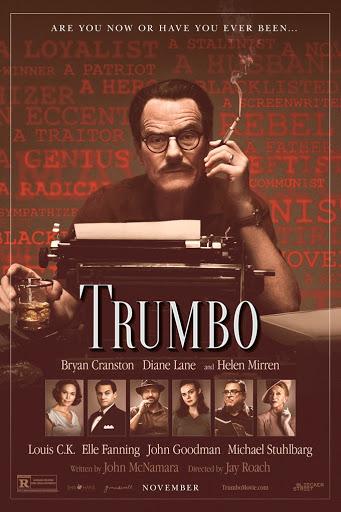Τράμπο (Trumbo) Poster