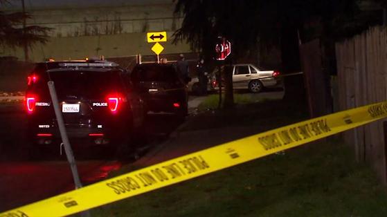 Fresno security officer finds homicide victim while on patrol