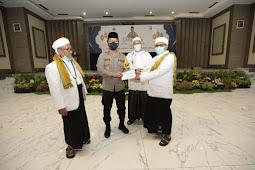 Silaturahmi Kapolda Jatim Jelang Ramadhan Dengan AUMA dan AUTADA