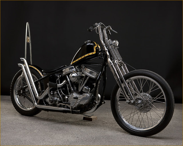 the One Motorcycle Show Chopper