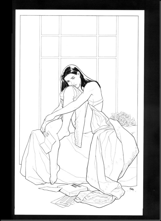 [Frank Cho] Women - Selected Drawings and Illustrations_854057-0064