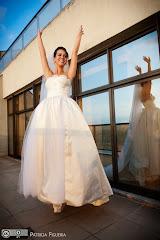 Foto 0285. Marcadores: 04/12/2010, Casamento Nathalia e Fernando, Fotos de Vestido, Maria Fernanda Santos, Niteroi, Vestido, Vestido de Noiva