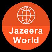 Jazeera World: Al Jazeera app