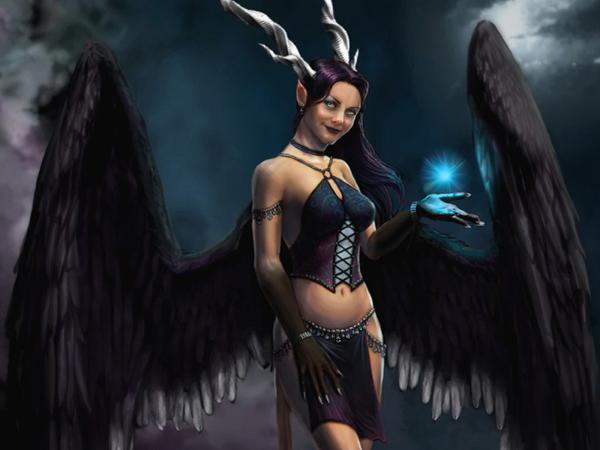 Dangerous Goddess Of Sorrow, Demons 2