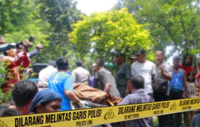 Paranormal renta asal Ngawi ditemukan tewas dengan wajah penuh luka
