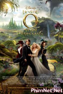 Phim Atmos Lạc Vào Xứ Oz Vĩ Đại Và Quyền Năng Full Hd - Oz The Great And Powerful