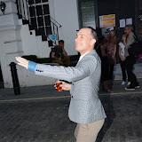 WWW.ENTSIMAGES.COM -   Douglas Agnis  b  at       No Cigar Magazine - issue launch party at agnés b, 35-36 Floral Street, London, July 4th 2013                                            Photo Mobis Photos/OIC 0203 174 1069