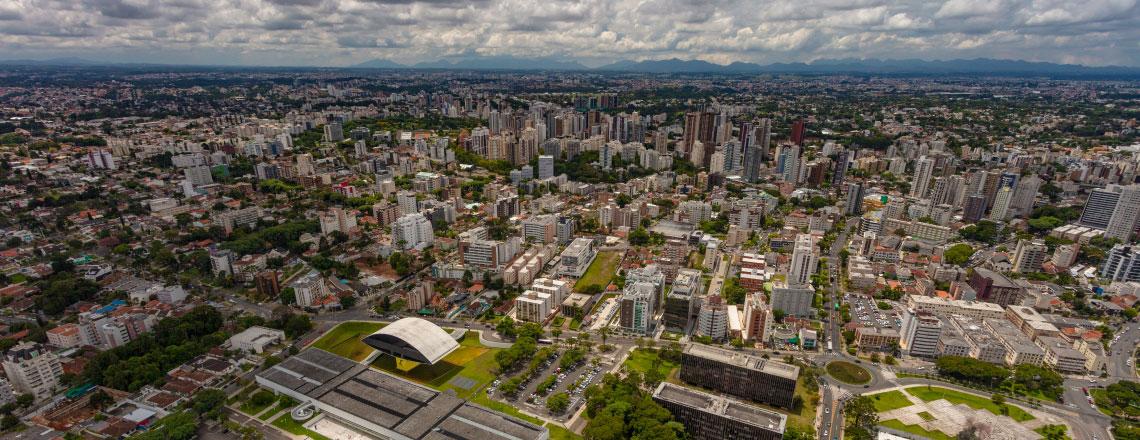 Curitiba: Destino Turístico Inteligente