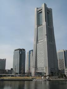 Yokohama, Japan Skyscraper
