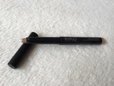 Kiko cosmetics long lasting eye shadow stick