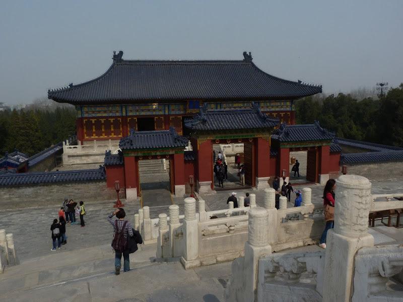 PEKIN Temple Tian tan et une soirée dans les Hutongs - P1260841.JPG