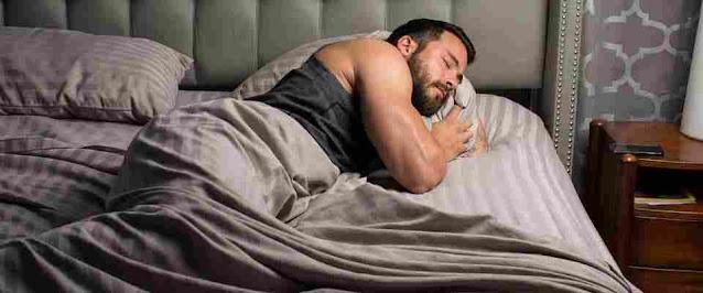 هل النوم بعد التمرين جيد أم سئ ؟