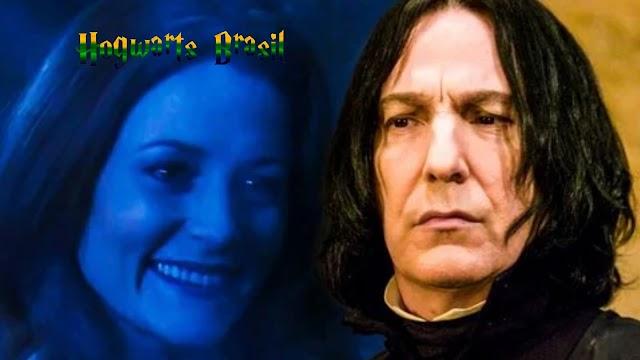 A última fala de Snape revelou seu verdadeiro problema com Lilian Potter