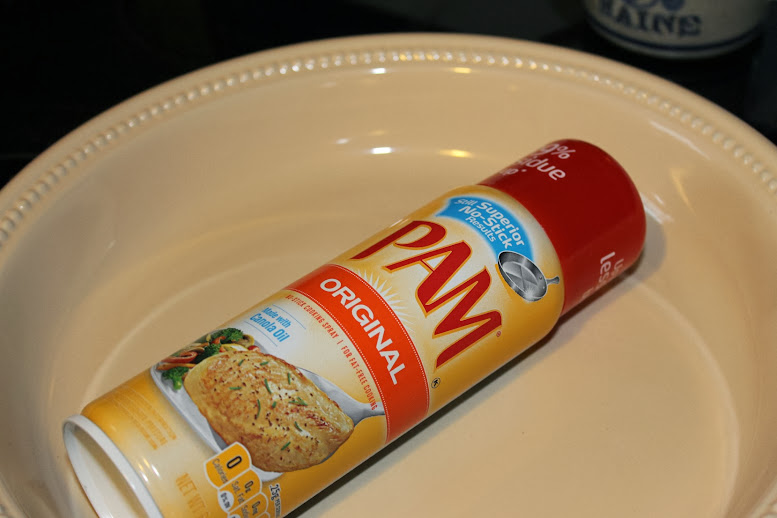 Original PAM Cooking Spray Keeps Pies from Sticking #PAMSmartTips