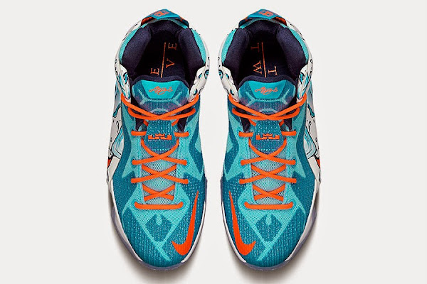uk availability e0aa6 117c8 Available Now: Kids' Exclusive Nike LeBron 12 GS