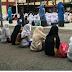 Kupasan :Kecoh Ibu Bapa Marah Pelajar  Duduk Atas Jalan Tar