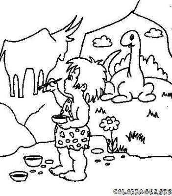 Los duendes y hadas de ludi la cueva de altamira - Coloriage grotte ...