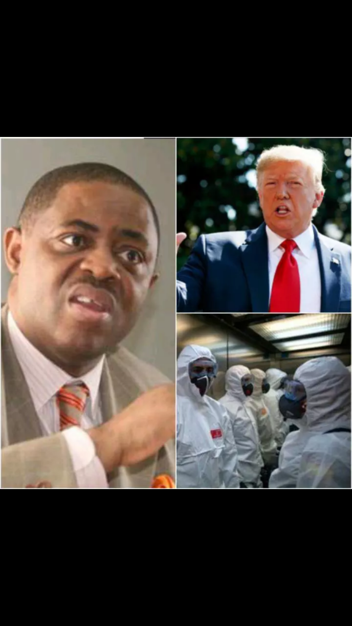 FFK fumes as US, France, Germany and Israel set to evacuate Nigerians, says God will not forsake us