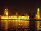 Hause of parliament večer