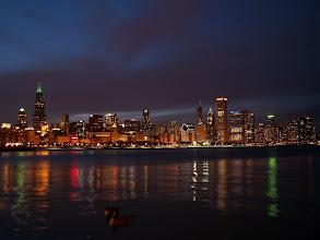Photo: Chicago skyline 2012
