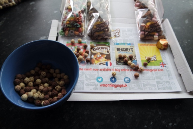 cereal subscription box