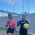 Bate bola entre Natalia Guitler e Ludmilla surpreende