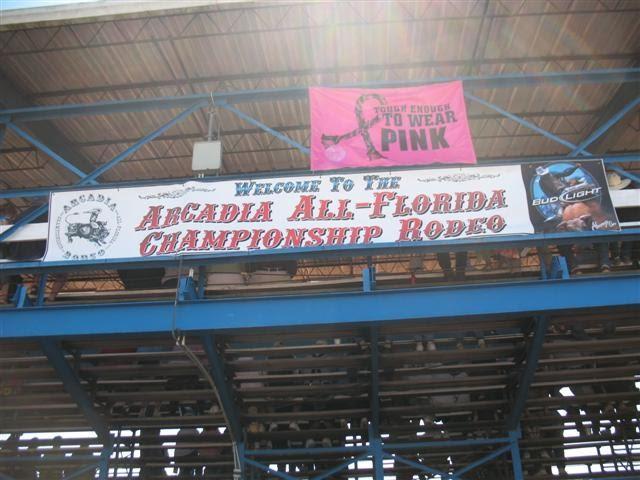 Tumbleweed All Florida Championship Rodeo Arcadia