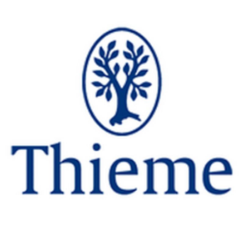 [試用] Thieme系列電子書試用開放至107/5/31