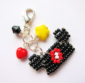 Mouseketeer Ears Charm
