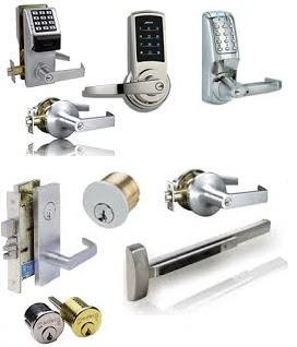commercial locks service