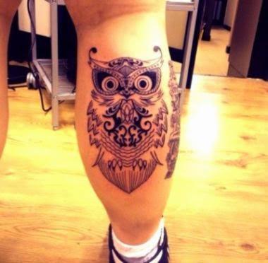 Owl tat  Best tattoo design ideas