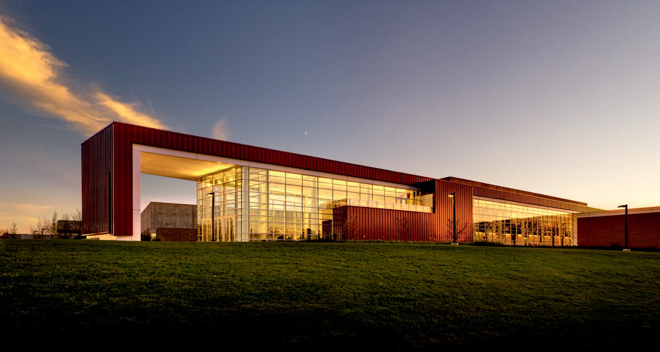 Sport Center: CENTRAL MICHIGAN'S EVENTS CENTER by SMITHGROUP JJR