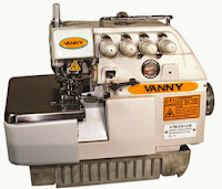 Maquina fileteadora Vanny