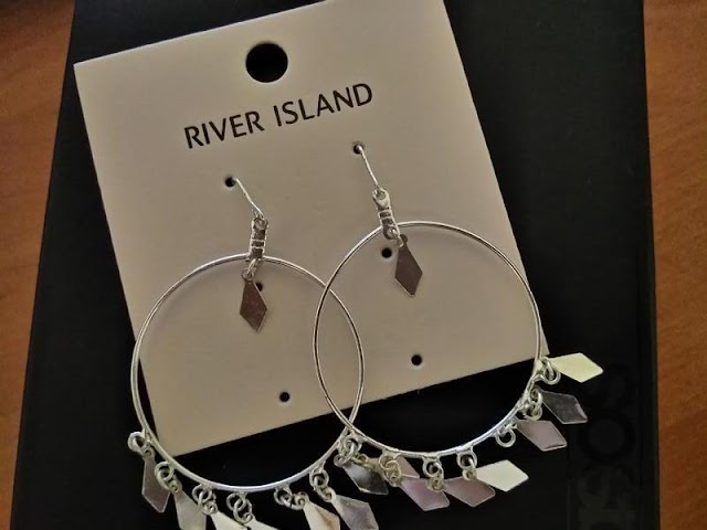 Серьги River Island
