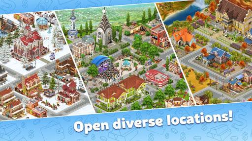 Golden Valley City: Build Sim screenshot 6